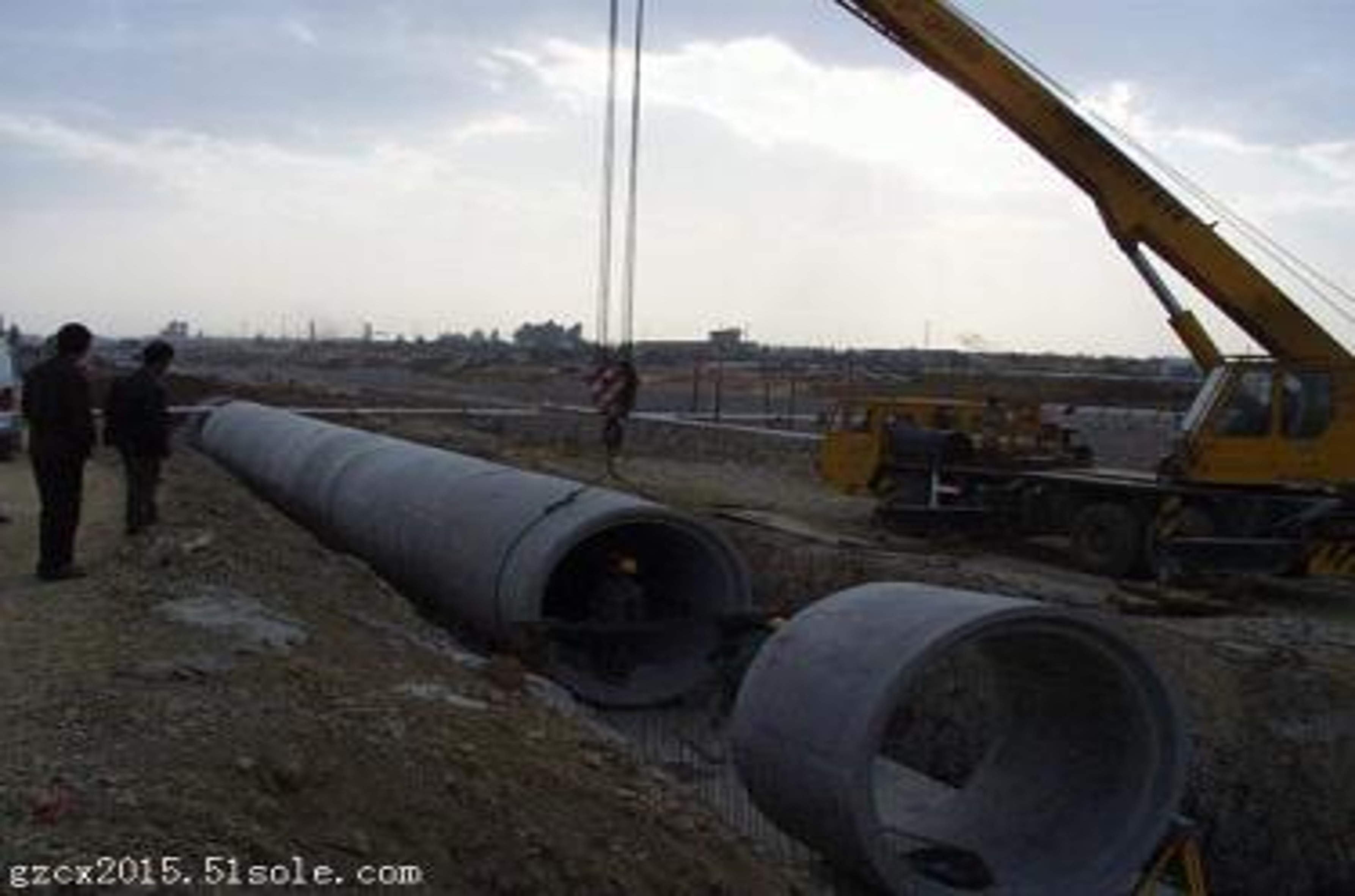 Plastic pipe VS Concrete Pipe In Rainwater and Sewer